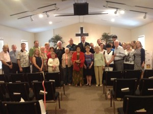 Our Church Family 10.18.15